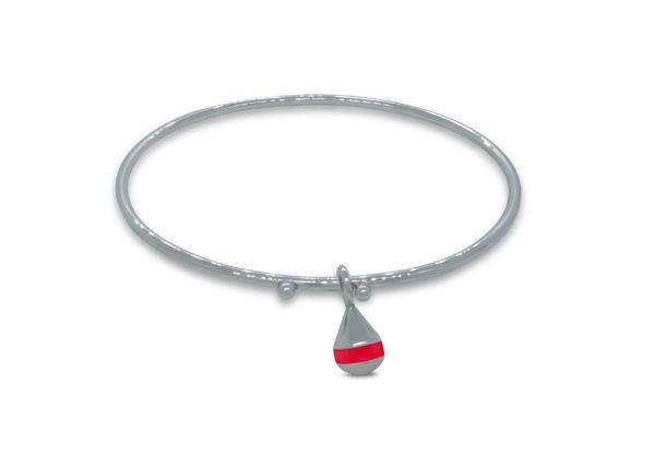 Bracelet Bazil n°1 rose fluo