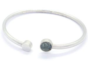 Bracelet coeur de kersanton
